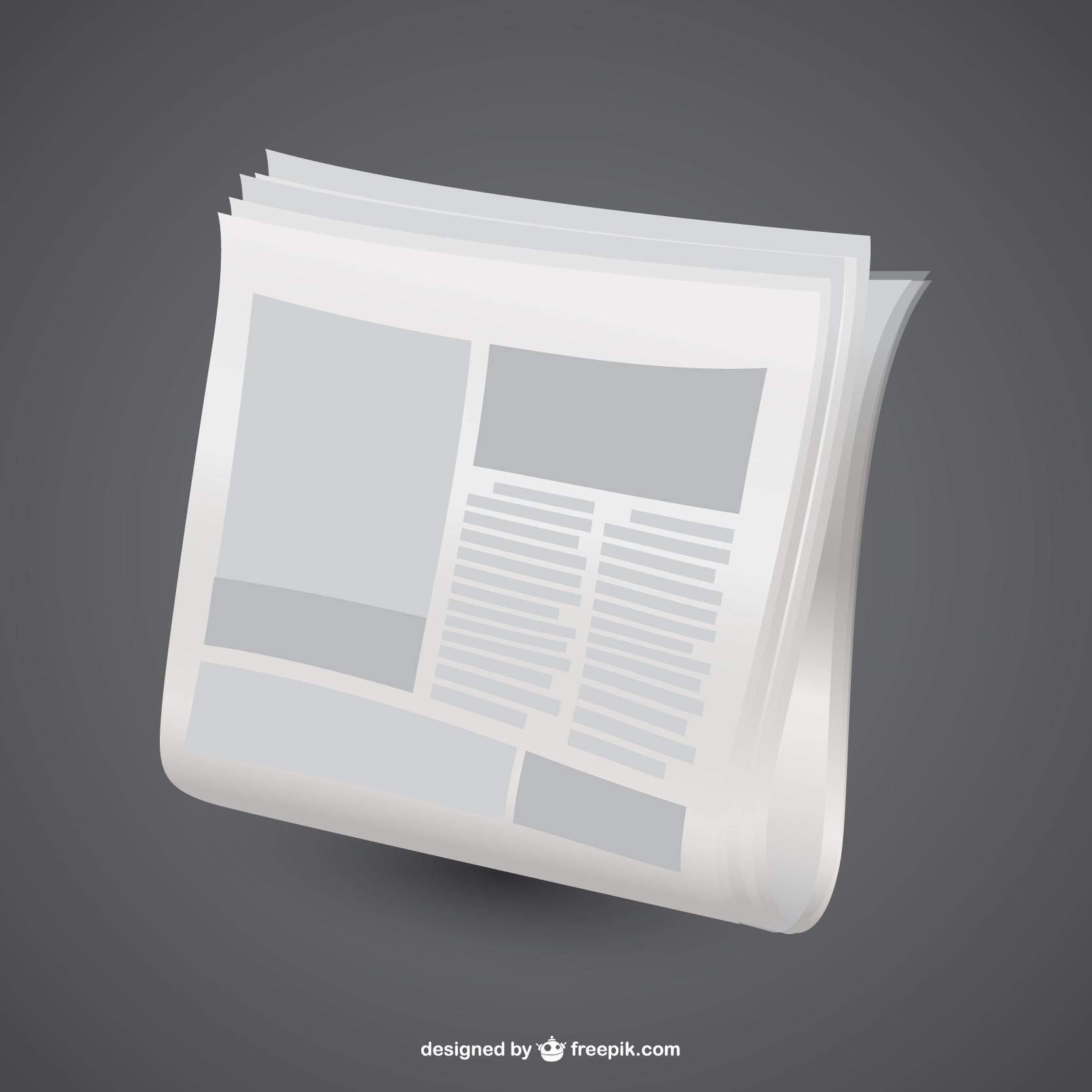 Symbolbild Zeitung